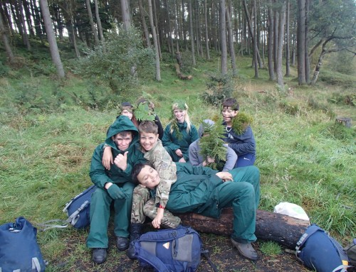 Green Team shortlisted for Scottish Charity of the Year Award