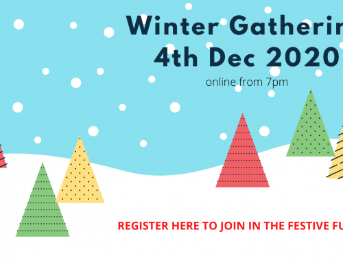 Green Team Winter Gathering 4th Dec