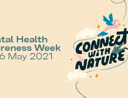 Mental Health Awareness Week: Helping you connect with nature