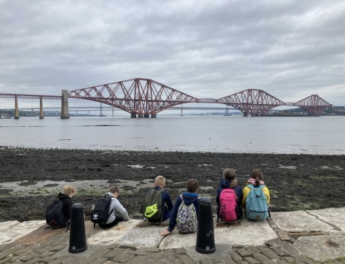 Transition Days for City of Edinburgh Council A Great Success